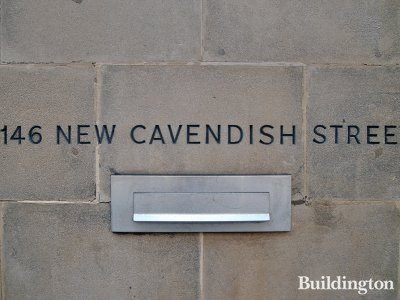 146 New Cavendish Street