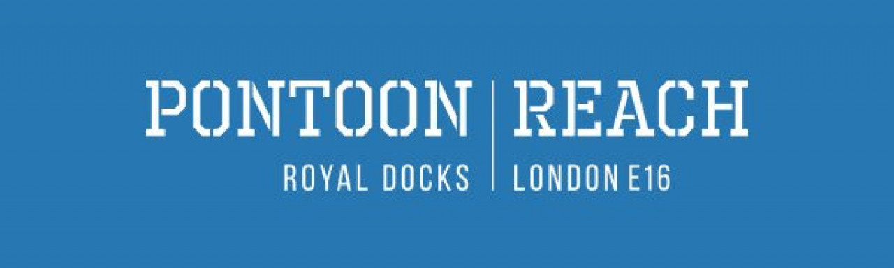 Pontoon Reach by Redrow in the Royals Docks, London E16.