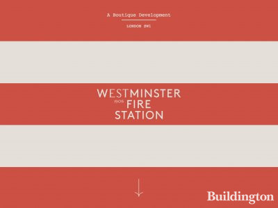 Westminster Fire Station teaser website at westminsterfirestation.com is launched in October 2018.