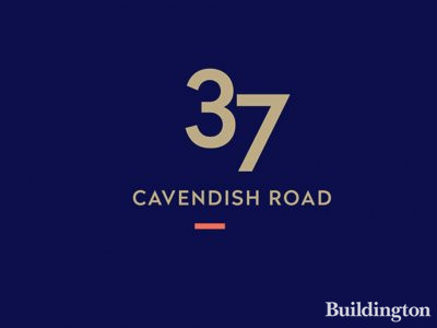 37 Cavendish Road development in Clapham South, London SW12.
