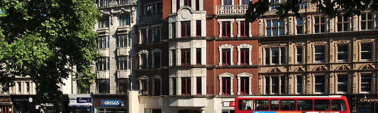 Strand Bridge House at 138-142 Strand in London WC2.