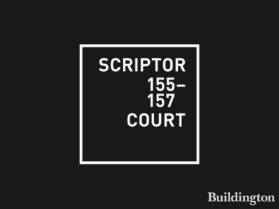 Scriptor Court office building logo.