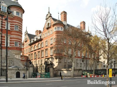 Norman Shaw Buildings