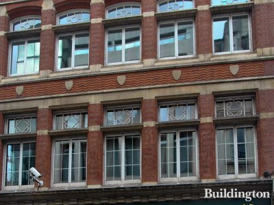Academy Court building at 93-94 Chancery Lane in London WC2.