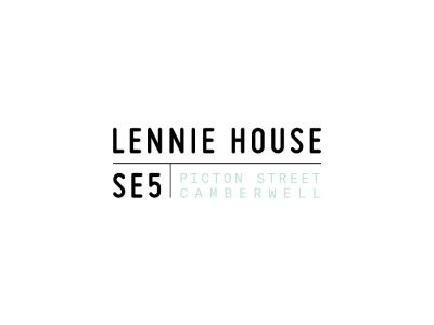 Lennie House development logo.