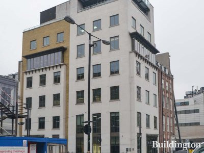 25 Hanover Square office building in Mayfair, London W1.