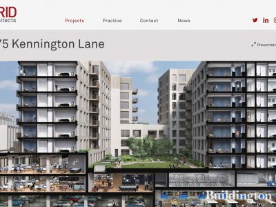 275 Kennington Lane development in London SE11