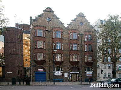 5 Westminster Bridge Road in London SE1.