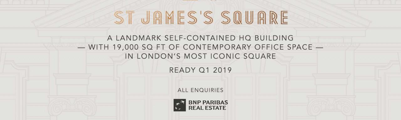 24 St James's Square development website at 24sjsquare.com