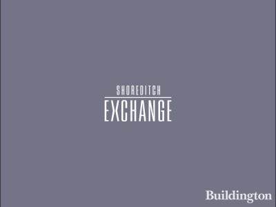Shoreditch Exchange development logo.