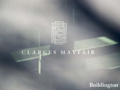 Clarges Mayfair ground floor window in January 2019.