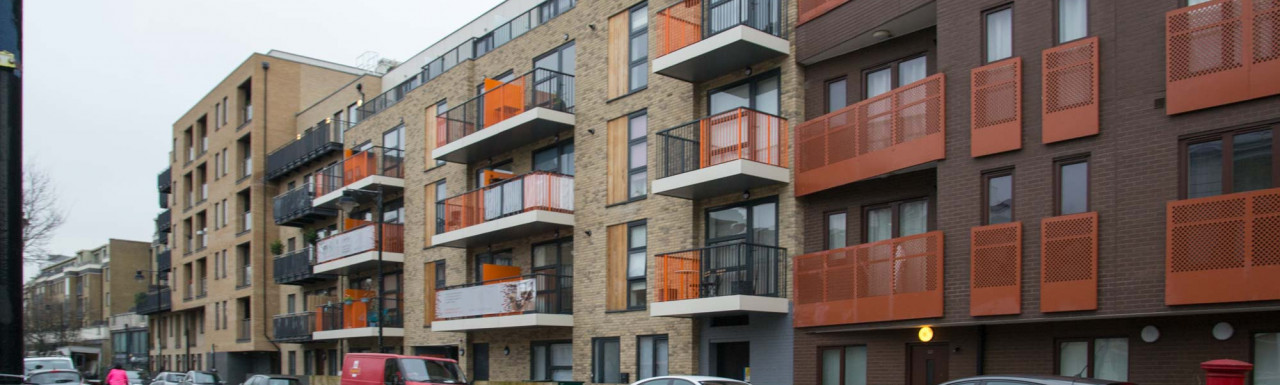 The Bow Collection - Matchstick Apartments.