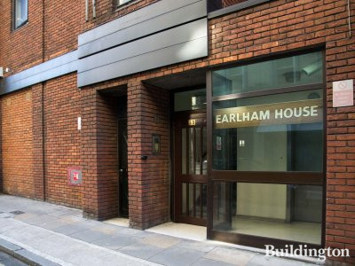 Earlham House