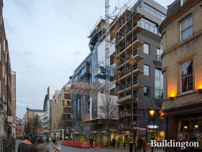 List Of New Property Developments And Buildings In London W1