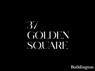 37 Golden Square residential development logo.