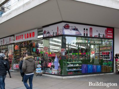 Gift Land at 242-248 Oxford Street