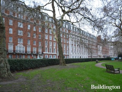 39-44 Grosvenor Square