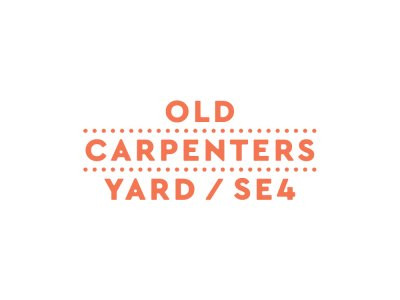 Old Carpenters Yard