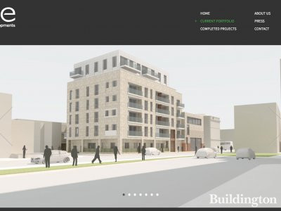 2 Jubilee Street development on IPE Developments website.