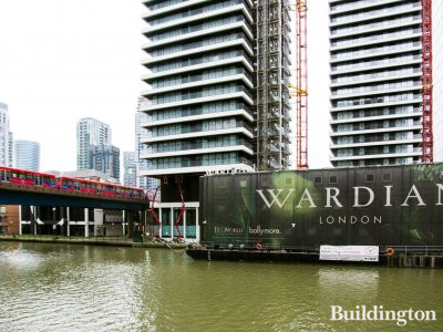 Wardian London development.