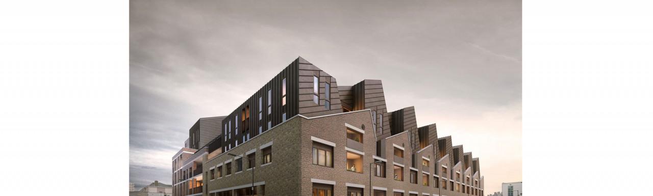 83 Barchester Street project on architect Metropolitan Workshop's website