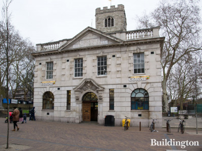Hackney Old Town Hall