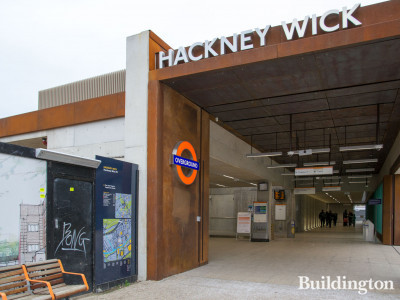 Hackney Wick Station