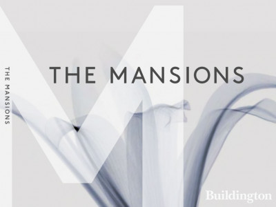 The Mansions at Wimbledon Hill Park brochure cover.