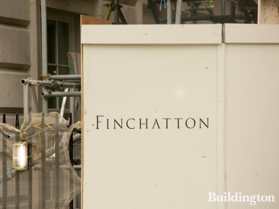 Finchatton at Twenty Grosvenor Square