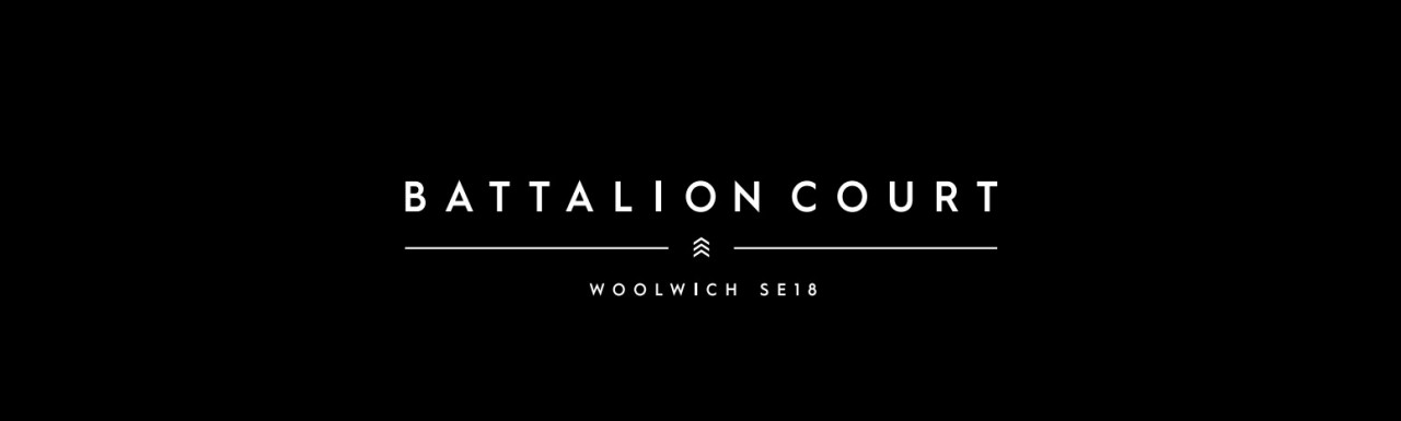 Battalion Court by Bellway in Woolwich, London SE18.