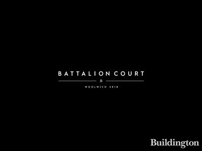Battalion Court by Bellway in Woolwich, London SE18.