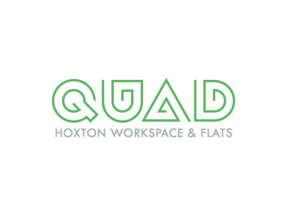 Quad Hoxton development logo