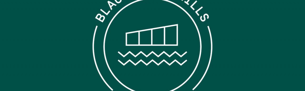 Blackhorse Mills development logo.