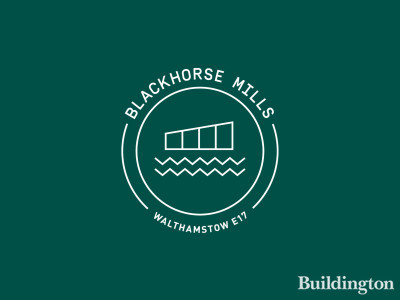 Blackhorse Mills development logo.