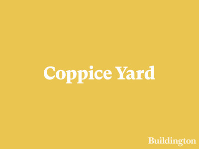 Coppice Yard development in Croydon CR0.