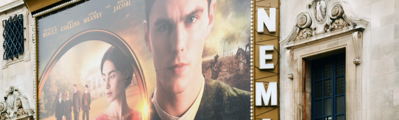 Tolkien at 63-65 Haymarket in May 2019.