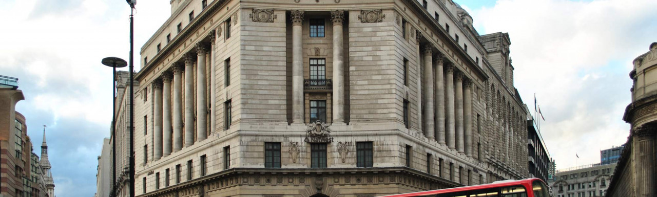 1 Princes Street building in the City of London EC2.