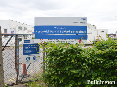 Welcome to Northwick Park and St Mark's Hospitals.
