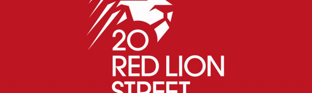 20 Red Lion Street logo.