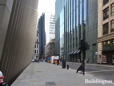 70 St Mary Axe and 6 Bevis Marks