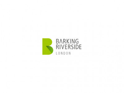 Barking Riverside development logo.