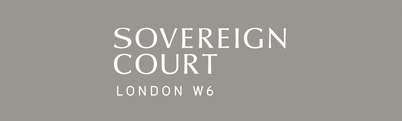 Sovereign Court development logo.