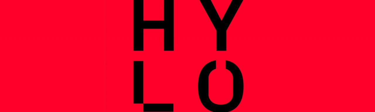 HYLO office development logo