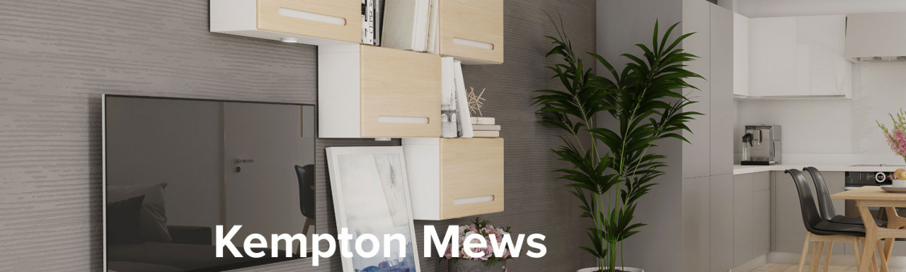 Kempton Mews on Stone Real Estate website at stonerealestate.co.uk