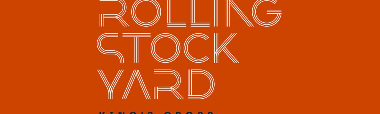 Rolling Stock Yard logo