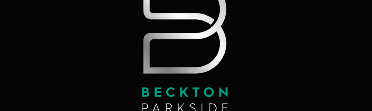 Beckton Parkside development logo.