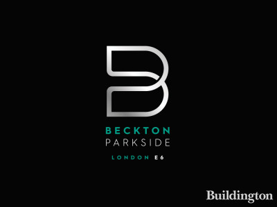 Beckton Parkside development logo.