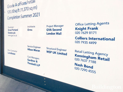 The Oxford House development team details.