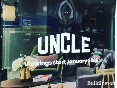 Uncle at Wembley Link - viewings from January 2020.