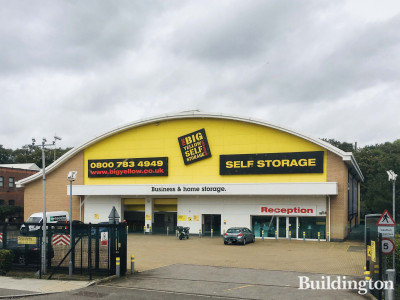 Big Yellow Self Storage Ealing